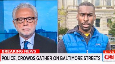 Misleading Media: Baltimore Protesters Call Out Journalists