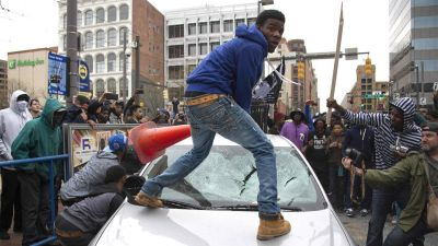 Justice for Freddie Gray: What's Happening in Baltimore?