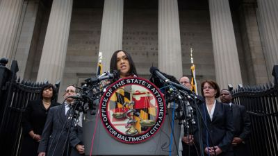 What Twitter Said: Reactions to Marilyn Mosby's Announcement
