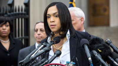 Meet Marilyn Mosby