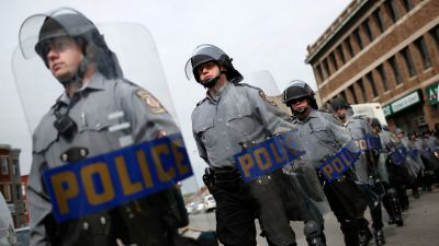 Baltimore Police: Man Arrested Near Scene of Recent Riots
