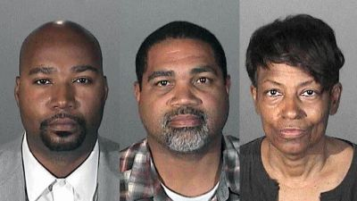 3 Accused of Operating Fictitious Police Department