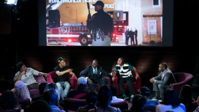 Reactions to Baltimore Speaks: A BET Special