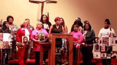 Grieving Mothers of Sons Killed By Police to Gather in DC