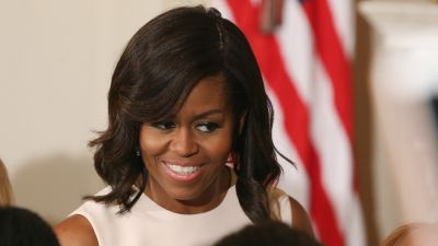 Michelle Obama Talks Discrimination in Tuskegee Speech