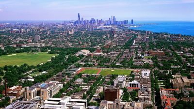 Obama Chooses Chicago's South Side for Presidential Library