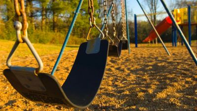 Woman Found Pushing Dead Toddler in Swing
