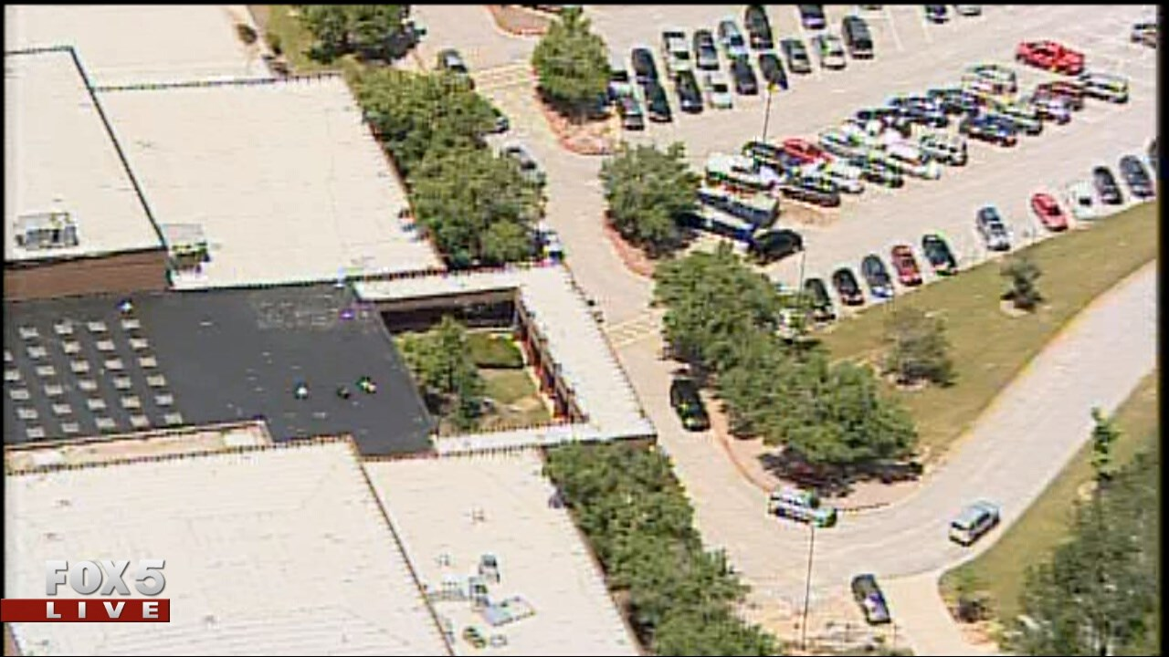 Police: Gun fired inside Conyers Middle School