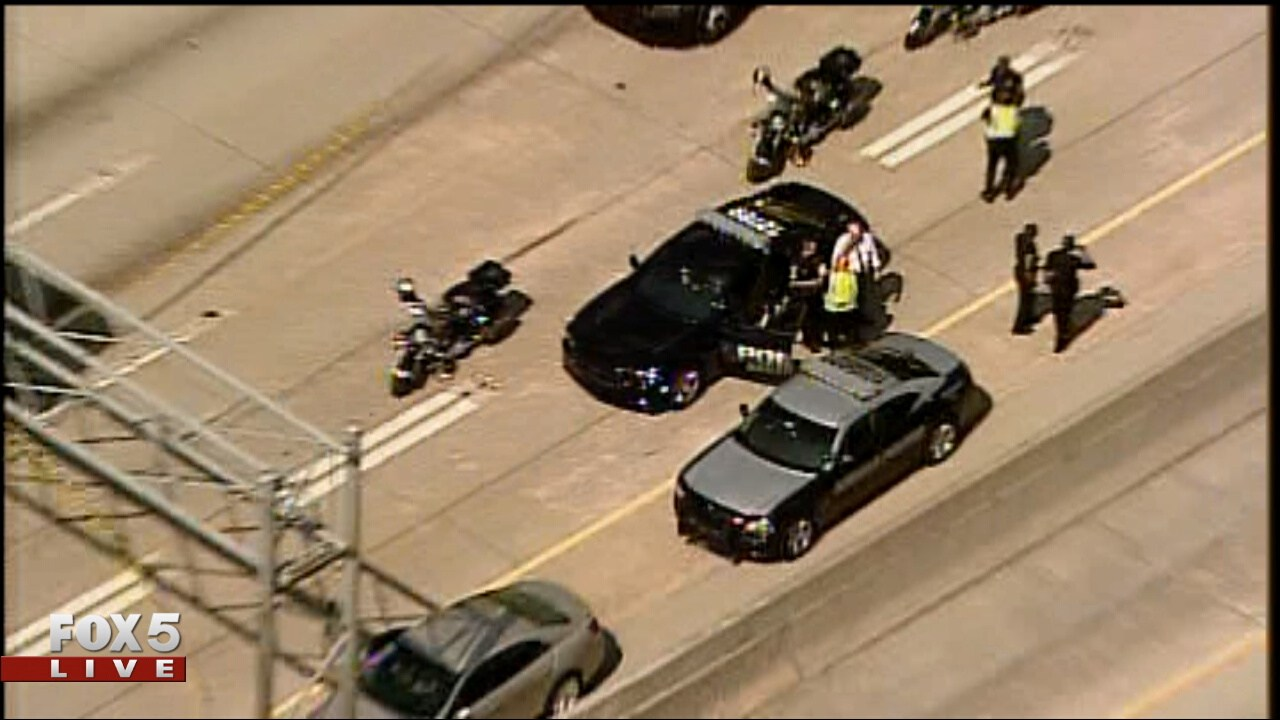Driver shoots, kills self on I-20 according to police