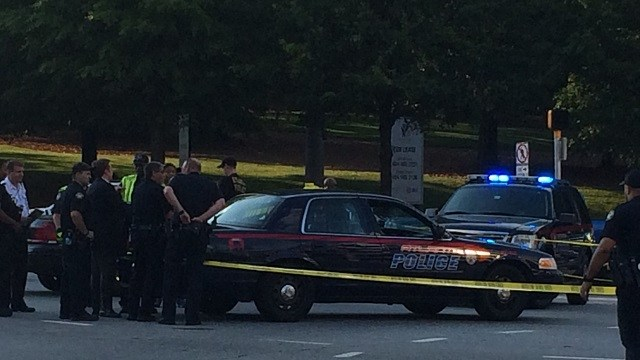 Officer-involved shooting in Buckhead