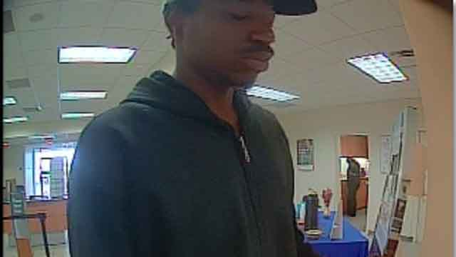 Smyrna Police release photos of bank robbery