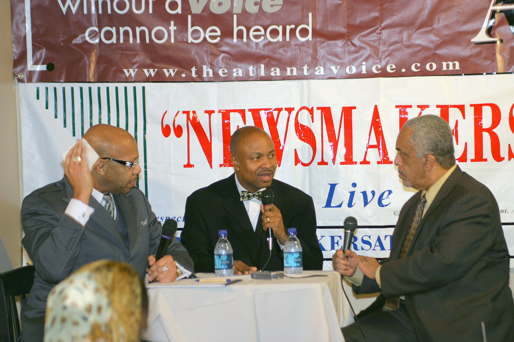 Newsmakers Live November 17, 2006