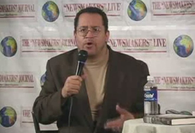 NML Michael Eric Dyson Talks About The Radio Industry Part 1
