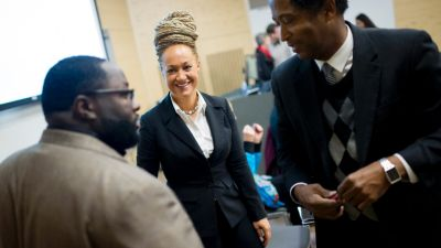 NAACP Responds to Rachel Dolezal Controversy