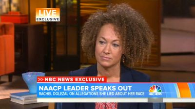 Rachel Dolezal: 'I Identify as Black'