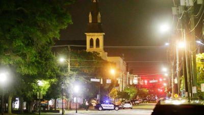Report: 9 Killed In Shooting at Black Church In S. Carolina