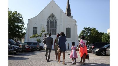 Charleston's Emanuel AME Church Reopens