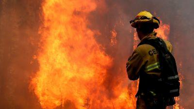 Fire Destroys South Carolina Church