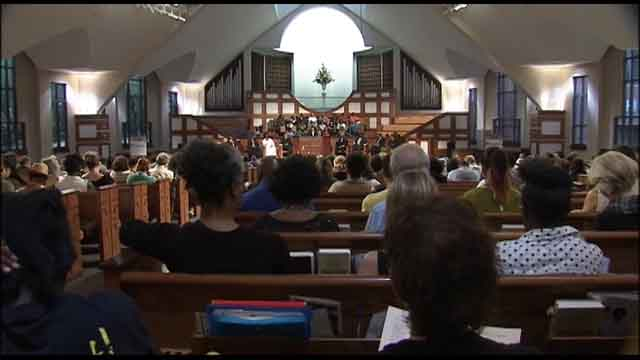 Atlanta remembers Charleston victims
