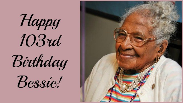 Gwinnett County woman celebrates 103rd birthday
