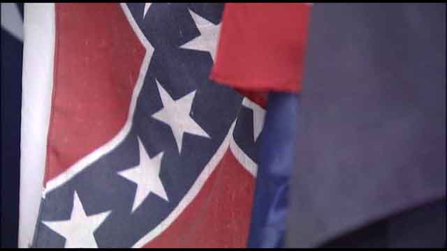 Confederate flags removed from Chickamauga Battlefield shops
