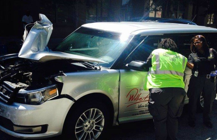 Thief who stole hearse with body inside in custody
