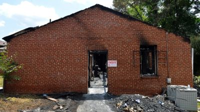 Six Black Churches Have Burned in the South