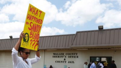 DA: It's Too Early to Know How Woman Died in Texas Jail Cell