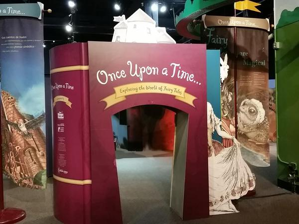 Children's Museum exhibit explores classic fairy tales