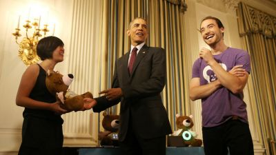 Obama Hosts First Demo Day to Promote Entrepreneurship