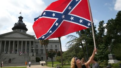 Poll: Majority of Americans Support Confederate Flag Removal