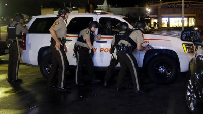 Police: Man Shot Near Ferguson Protest Critically Injured
