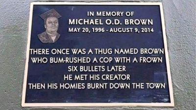 Police Facebook Group Pokes Fun at Michael Brown's Death