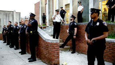 Baltimore Homicides Reach 200 for the Year So Far