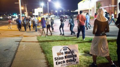 County Halts Ferguson State of Emergency
