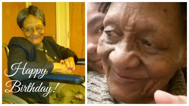 Atlanta woman celebrates 95th birthday