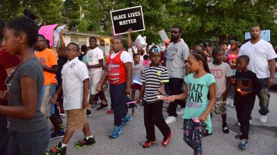 Black Lives Matter to Detractors: 'We Are a Love Group'