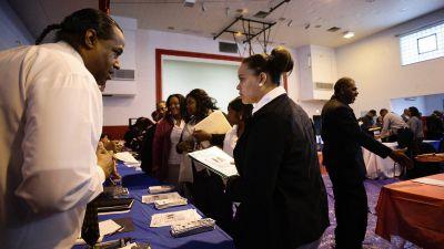 Black Unemployment Ticked Up in August