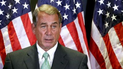 If Boehner Can't Work With Republicans, How Can Obama?