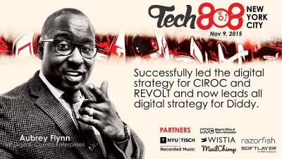 Tech808 Joins Hip-Hop and Technology at Conference