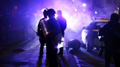 FBI Director Laments Divide Between Police, Minorities in US