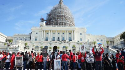 The Struggle Continues for the Men of the Million Man March