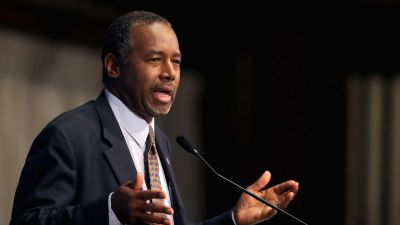 Ben Carson Will Not Suspend His Campaign for New Book