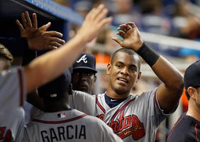 Pierzynski hits 2 HRs as Braves beat Nationals 2-1