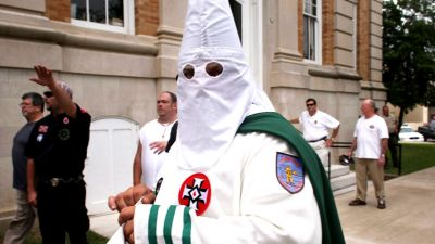Update: Anonymous Hasn't Revealed Names of KKK Members Yet