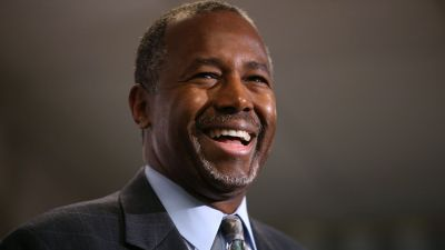 Listen to Ben Carson's Rap to Appeal Black Voters