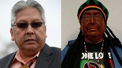Apache Tribe Chairman Apologizes for Halloween Blackface
