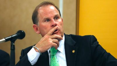 University of Missouri President Leaves Over Race Complaints