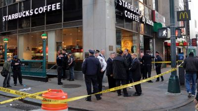 NYC Officials: 3 People Shot, 1 Fatally, Near Penn Station