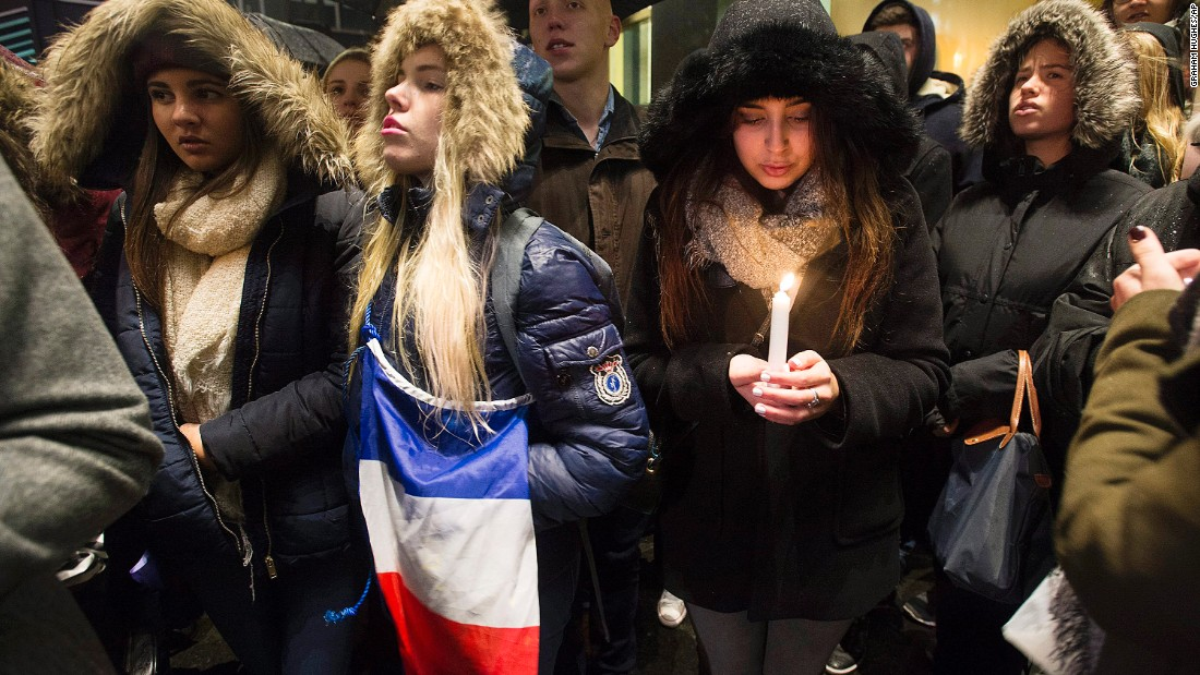 Attackers in Paris 'Did Not Give Anybody a Chance'